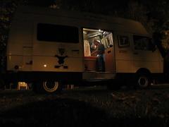 Leucate2 001 (HarmvVugt) Tags: trip hilde camper lt lt35