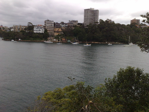 Little Sirius Cove, Mosman, Sydney