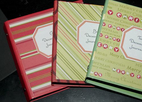 december daily journals for the kiddos