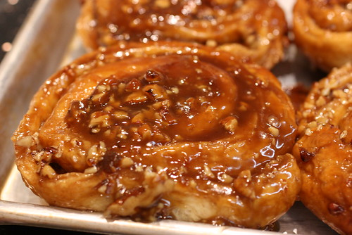 Maple Pecan Sticky Buns 2