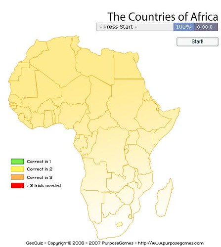 Map Africa Quiz Game^@# on history games, learn french games, geology games, science biology games, primary science games, department games, usa map games, physical ed games, social work games, world map games, computer graphics games, physical science games, resource management games, poetry games, reading phonics games, ecology games, creativity games, marine biology games, desert biome games, bird migration games,