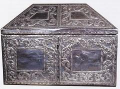 Santos Eulogio y Leocricia, mrtires de Crdoba (abarrero2000) Tags: silver shrine reliquia holy bones oviedo martyrs relics reliquien reliquary urna chsse relicario