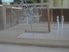 arbol (Mara Daz) Tags: casa maqueta veraneo