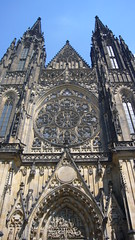 Church in the Prague Castle