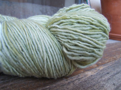 Plain and Fancy Sheep and Wool Co., Light Green 2