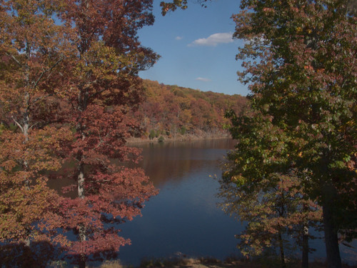 Acorn Lake, Montgomery Bell State Park, Tennessee