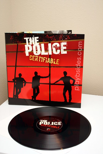 The Police - Certifiable Vinyl