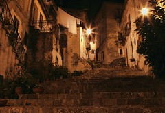 Night in Old Town (enrix64) Tags: bynight cs oldtown antico borgo calabria passato stairways centrostorico antichit paesi borghi fotonotturne tirreno scalea scalinate aplusphoto historiccitycentres spiritofphotography enrix enrix64