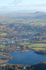 Derwentwater and Keswick