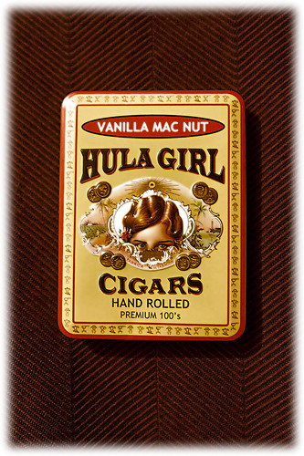 Hula Girl Cigars - Vanilla Mac Nut