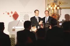 Monaco Media Forum'08: Gala Dinner & Monaco Media Award by rsepulveda