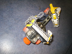 The Nster story making off: N96 + Roller blades 3