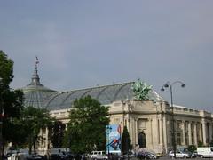 Grand Palais, Champs-Elyses, Pars, Francia/Par