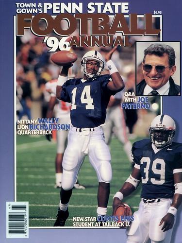 Penn State Football Annual 96