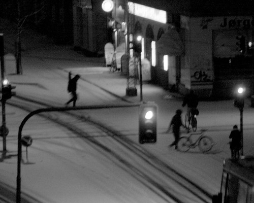 SnowNight People