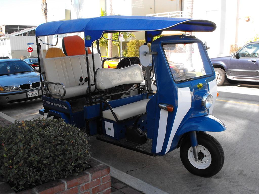 3-Wheeled Vehicle
