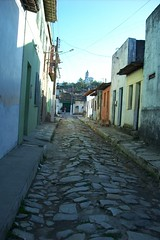 Rua antiga de Laranjeiras - Cristiano Santana