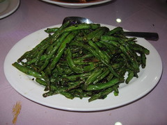 Famous Sichuan: Sauteed string beans