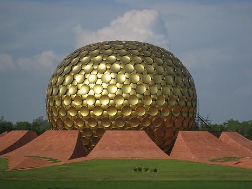 Matrimandir - Auroville