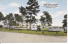 Faires Trailer Company (gtykal) Tags: travel camping vintage trailer airstream spartan