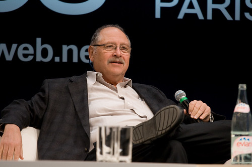 Yossi Vardi, LeWeb 2008