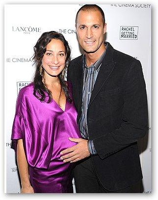 Cristen Chin Barker Pregnant