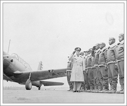 Tuskegee Airmen to attend Obama Inauguration