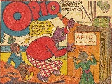 Opio especial para niños