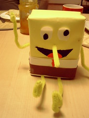 surprise Spongebob (Anne6x6) Tags: square pants bob spongebob surprise sponge spongebobsquarepants sinterklaassurprise