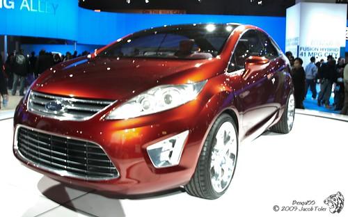 Ford Verve Concept,car, sport car