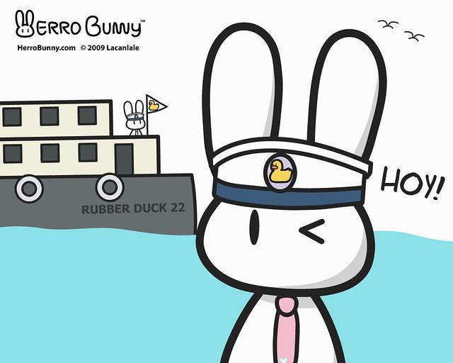 Herro Bunny - 碌碡画报 - 碌碡画报