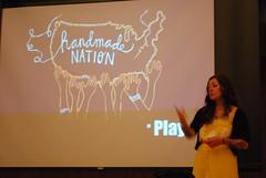 Handmade Nation Screening, Baltimore, MD