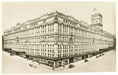 Anthony Hordern & Sons Palace Emporium, Brickfield Hill, Sydney, 1935