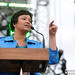Lisa Jackson (EPA) @ Earth Day Climate Rally
