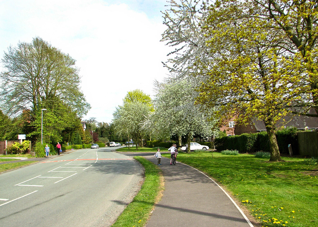 Wybunbury Village in Bloom