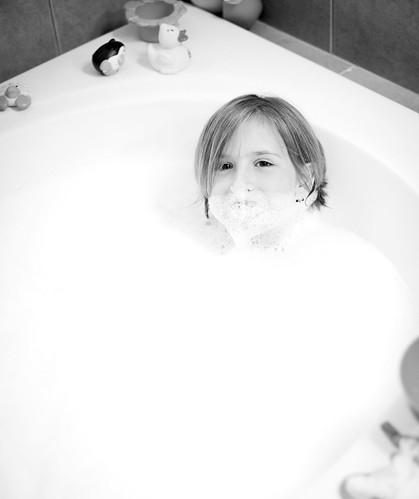 bubble-girl
