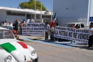 PROTESTA EN TORREON