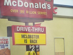 McLobster is back