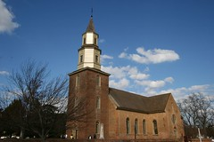 bruton parish episcopal church est 1715 williamsburg 02