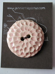 Pink button for Imogen