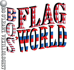 Bo's Flag World Logo and Label (faith goble) Tags: world original art illustration digital advertising logo graphicdesign artist photographer bluegrass drawing kentucky ky flag creativecommons poet writer illustrator bos vector adobeillustrator bowlinggreenky vexillology bowllinggreen faithgoble grafixer ccbyfaithgoble gographix faithgobleart