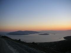 Νησιά Πεταλιών, Μαρμάρι, Εύβοια.