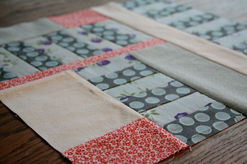 virtual quilting bee: march