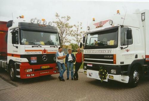 Jan Zoeteman voor trucks