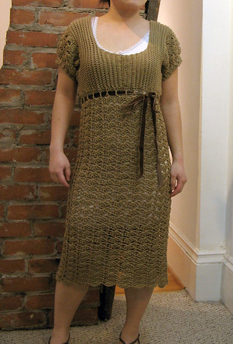 Babydoll Dress from Spring IC 2008