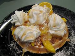Best damn waffle ever