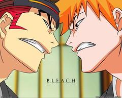 Renji vs Ichigo