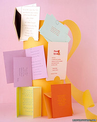 Colored Invites