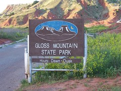 Exploring Oklahoma History: Gloss Mountains