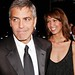 clooney splits with girlfriend